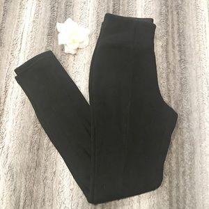 Forever21 Fleece lined pants/leggings💋small